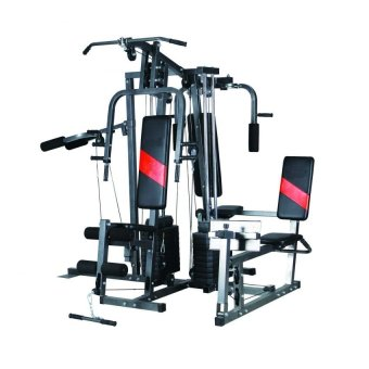 Muscle Power 3004A Four Station Homegym