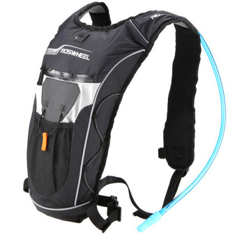Naturehike 4L Cycling Bicycle Backpack + Hydration Shoulder Bag Hiking Water Bag Black