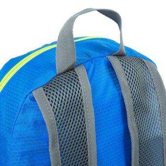 NatureHike B-NH-ZDB Camping Double-Shoulder Backpack Bag (Blue) - 5