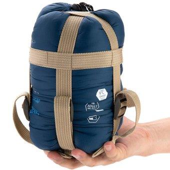 Naturehike Lightweight Camping Sleeping Bag (Navy Blue) - 2