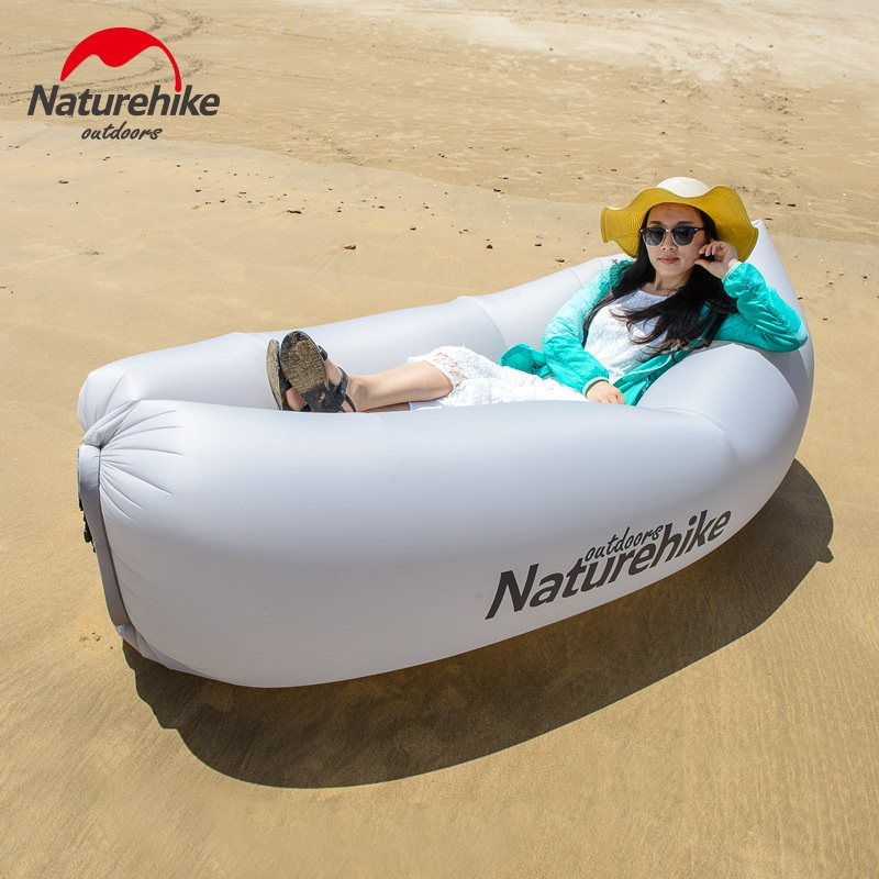 ... NatureHike Outdoor Inflatable Lazy Sofa Bed Pocket, Portable  Aircushion, Beach Wholesale, Factory Direct ...