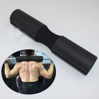 New Barbell Neck Shoulder Back Protect Pad Gel Lifting Pull Grip Sport