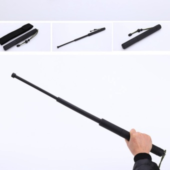 New Good High Quality Retractable Stick Retractable Whip Men WomenGifts Outdoor Tool Retractable Walking Stick - intl