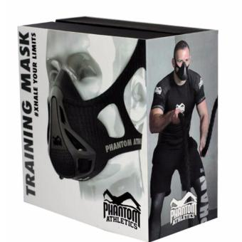 Newest 2017 Phantom Athletics Training Mask for High Quality Training 2.0 Supplies Equipment popular Mask(size:M) - intl