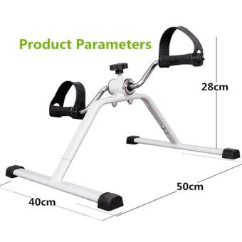 Newest Shop Hong Kong Best Quality Easy Exercise Bike (Black/White)