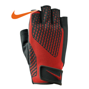Nike fitness for men and women riding half-finger gloves