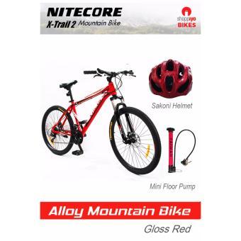 Nitecore Mountain Bike X-Trail 2 Package