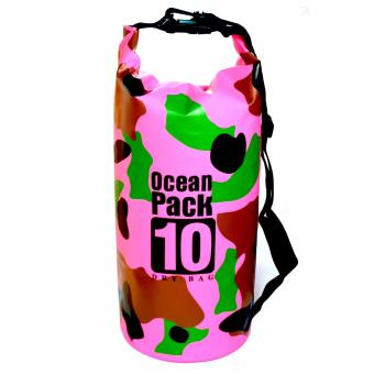 Ocean Pack Waterproof Dry Bag 10L Camo Price Philippines