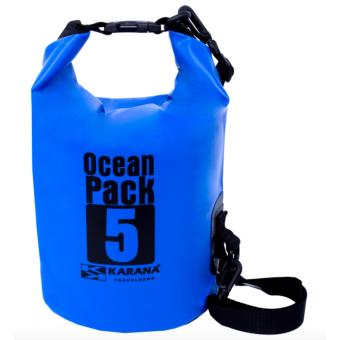 Ocean Pack Waterproof Dry Bag 5L