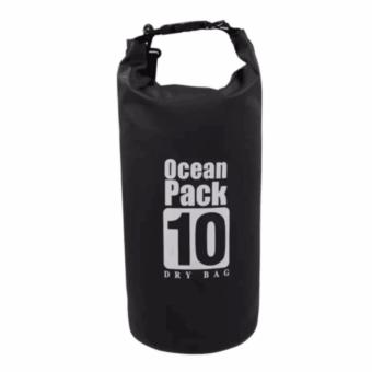 Ocean Pack Waterproof Floating Dry Bag 10L ideal for Outdoor Sports Price Philippines