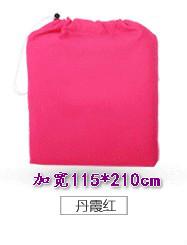 Outdoor cotton travel portable sleeping bag