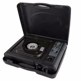 Outdoor Essentials Butane Gas Stove (Black)