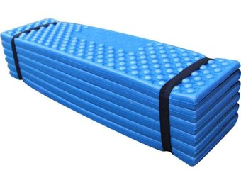 Outdoor Hiking Mountaineering Foam Camping Mat Sleeping Pad in TentDampproof Mattress Foam