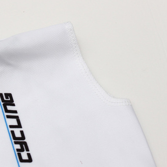 Outdoor Sports Cycling Shoe Covers (White XL) - picture 2