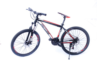 Paceline MAX 200x17 Mountain Bikes (Red) MTB