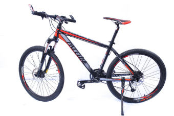 Paceline MAX 220-15.5 Mountain Bike Red MTB 26 HYDRAULIC BIKE