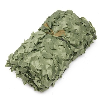 PAlight 4mx2m Military Camouflage Network Sun Shelter Net CampingTent Shade Mesh Netting - intl