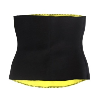 PAlight Women Body Shaper Corset Stretch Slimming Waist TrainerSport Fitness Absorb Sweat Belt (size:3XL) - intl
