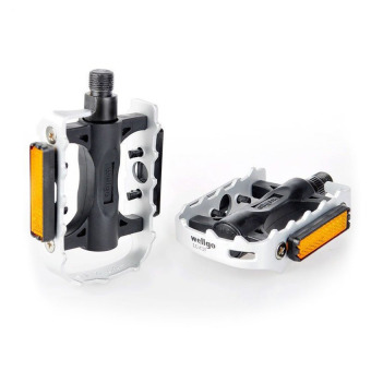 Pedals Aluminum Bicycle Pedals Mountain Cycling Pedal (Multicolor) (Intl) - picture 2