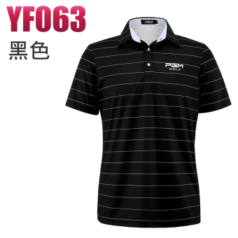 PGM new men's short sleeved t-shirt