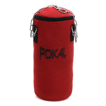 Pokal 90 x 30 Punching Bag (Red) Price Philippines
