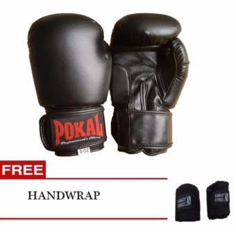 POKAL BOXING GLOVES 16OZ WITH FREE HANDWRAP Price Philippines