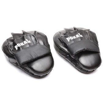 Pokal Curve Focus Handmitt Pad (Black) Price Philippines