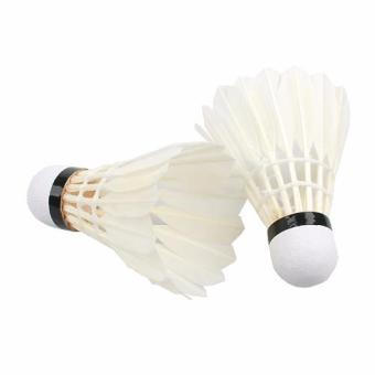 Polaris Precision Badminton Feather Shuttlecock 1 Dozen - 2