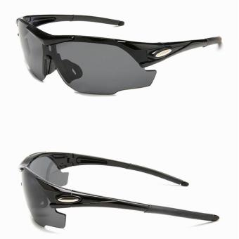 Polarized Bicycle Bike Cycling Riding Outdoor Sports Sun Glasses Goggle Eyewear