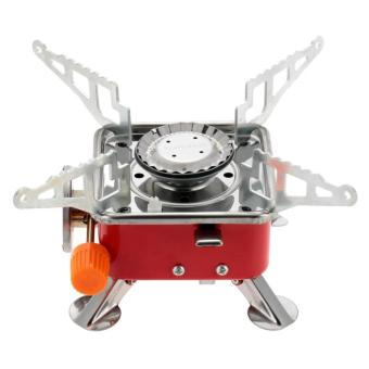 Portable Collapsible Outdoor Backpacking Butane Gas Camping Picnic Stove Burner 2800W - intl