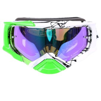 Possbay Outdoor Racing Windproof Motorcross Bike Helmet GogglesEyewear Glasses Sports - intl Price Philippines