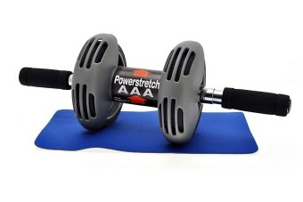 Power Stretch Roller Total Body Exerciser (Black) Price Philippines