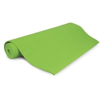 Premium PVC Yoga Exercise Mat 173x61x0.4 (Green) (Intl)