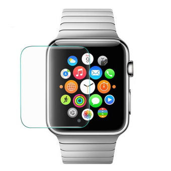 Premium Real Tempered Glass Screen Film Protector for Apple Watch 42mm