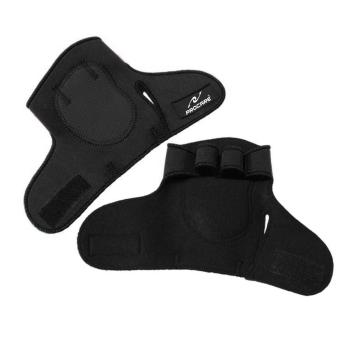 PROCARE PROTECT #1009B Weight Lifting Gloves 4mm Thick Neoprene, Unisex Pair (Black) - 2