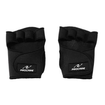 PROCARE PROTECT #1009B Weight Lifting Gloves 4mm Thick Neoprene, Unisex Pair (Black) - 3