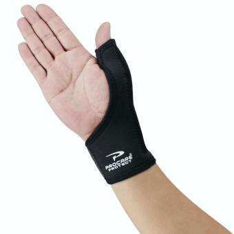 PROCARE PROTECT #3006 Thumb Wrist Support with Metal Splint Pliablefor Carpal Tunnel Syndrome