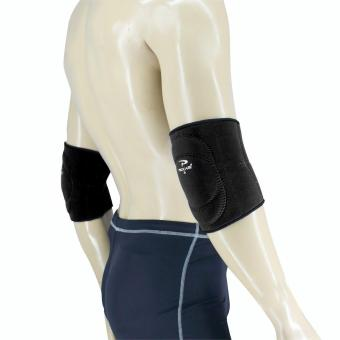 PROCARE PROTECT #4011P Elbow Support Padded, Close Elbow Slip-On4mm Neoprene PAIR SIZE-LARGE (Black) - 3