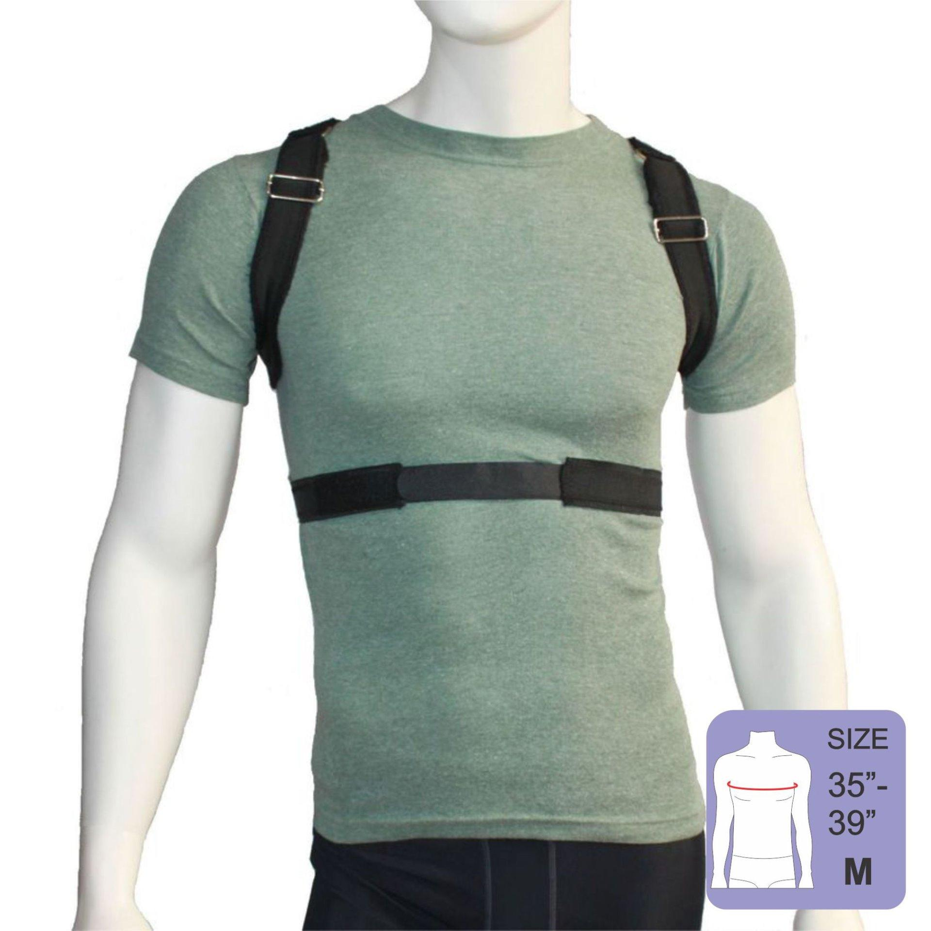Philippines Procare Protect 4150a Posture Aid Support Adjustable Corrector Shoulder Elastis Strap 2 Way Elastic