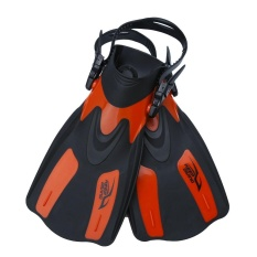 Whale Adult Flexible Comfort Swimming Fins Submersible Long Swimming Snorkeling Foot Profession Diving Fins Flippers Water Sports - intlPHP1505. PHP 1.519