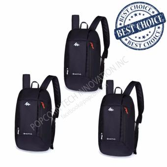 Quechua ARPENAZ 10L DAY HIKING BACKPACK Set of 3