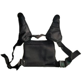 Radio Chest Harness bags Holster Vest Rig (Rescue Essentials) -intl - 3