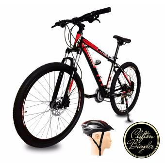 REIGN RM900 27.5 (24 Speed with hydraulic brake color black+red) Price Philippines
