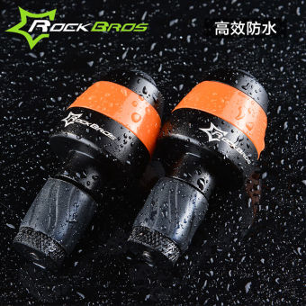 RockBros 2pcs Waterproof Bike Light Night Safety Handlebar Cycling Bicycle Lights Bycicle Accessories Direction Indicator Lamp - 3