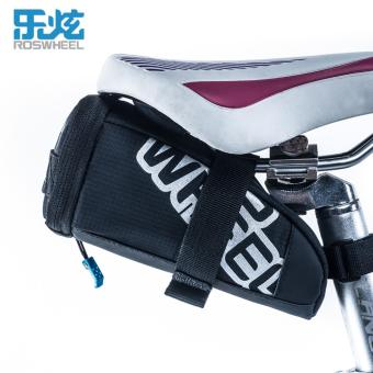 Roswheel Bike Bag Durable Waterproof Drawer Type MTB Mountain RoadBicycle Bag Cycling Rear Seat Saddle Bag Accessories