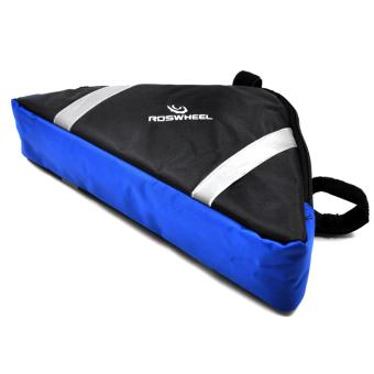 Roswheel Cycling Bicycle Bike Bag Top Tube Triangle Bag FrontSaddle Frame Pouch Outdoor - 2