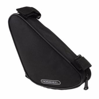 Roswheel Waterproof Mountain Road MTB Bike Bicycle Front Top Frame Handlebar Bag Cycling Pouch fo Cellphone Phone - intl