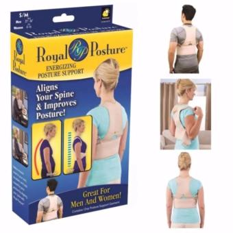 Royal Posture Back Supporter (Large) Price Philippines