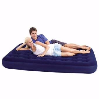 Rukia Bestway Comfort Quest Inflatable Double Bed - Navy Blue Price Philippines