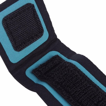 Running Arm Band Phone Case Holder Pouch For 5.5 InchUniversal(Orange) - intl - 4
